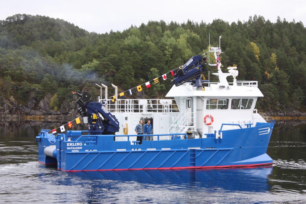 E. Karstensen Fiskeoppdrett - www.karstensen.no
